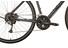 Kona Dew Plus Hybridcykel grå